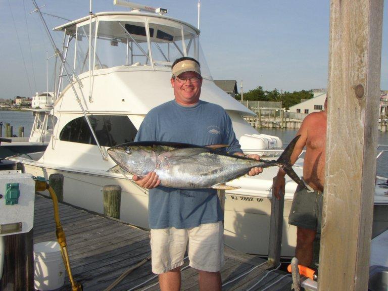 First Tuna