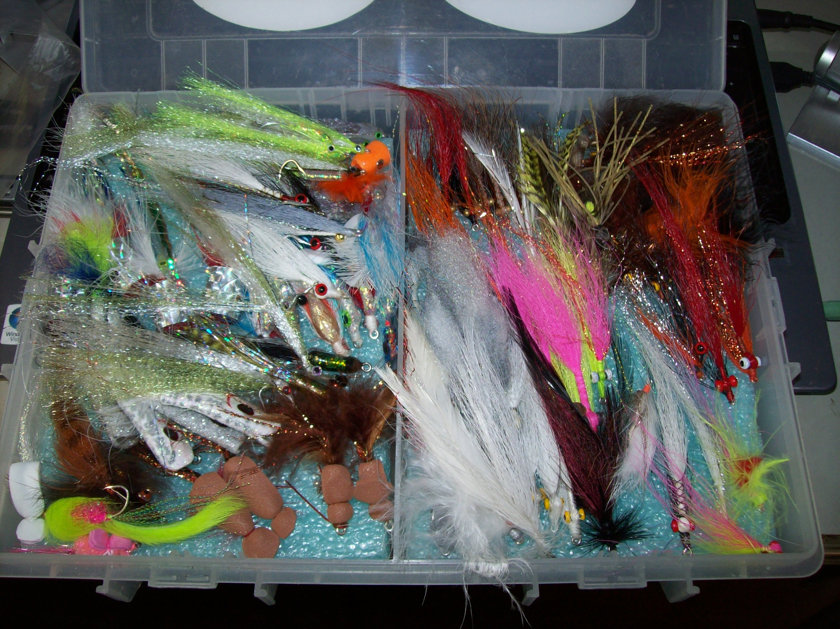 Need to clean out my Fly box :)